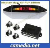 3 Color LED Digital Display Smart Car Parking Sensor with Reversing Radar