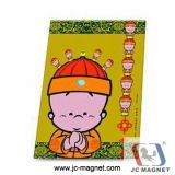 Advanced Custom Design Soft Magnetic Graphic Card