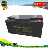 Good Quality VRLA Battery AGM Battery 65ah 12V