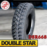 Radial Truck and Bus Tyre, Double Star TBR Tyre (12R22.5)