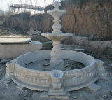 on Sale Marble Garden Fountain with Pool