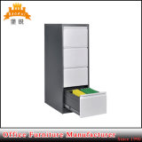 Fas-002-4D Metal Archive Storage Furniture 4 Drawer Steel Office Filing Cabinet