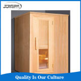 2015 New Design 4 Person Traditional Stone Finland Spruce Dry Sauna Room