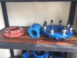 Ductile Iron Tube Flange for Subway Project