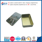 Wholesale Free Sample Metal Business Card Box for Packaging