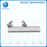 Automatic Water Slot Milling Window Door Machine for Plastic Profile