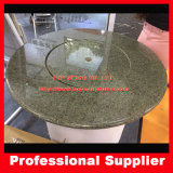 China Green Granite Table Tops Fire Pit Top Countertop