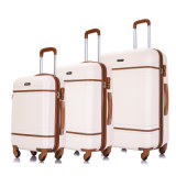 New Design ABS Luggage Travel Case Trolley Set Cabin