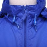 Cheap Wholesale Portable Polyester Waterproof Rain Jacket for Men