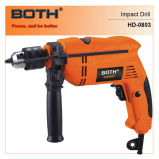 550W 13mm Impact Drill for DIY (HD0803)