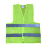 60g Reflective Vest Working Clothes Provides High Visibility Day Night for Running Cycling Warning Safety Vest