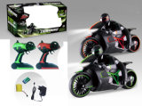 Radio Remote Control Motorbike Full Function Motorcycle (H2459207)