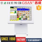 Double 15 Inch Screen Touch POS Terminal