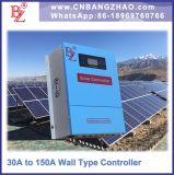 10kw -120V-80A off Grid PWM Solar Charge Controller with Touch LCD Screen