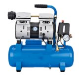 35L Ljw35L Oil-Free Portable Oilless Air Compressor