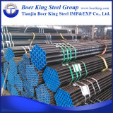 API 5L Gr. B ASTM A106/A53 Gr. B Carbon Seamless Steel Pipe for Oil and Gas Pipeline