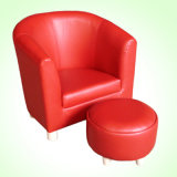Luxury Home Living Room Baby Furniture with Footstool (SF-64)