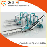 Ce Complete Wood Pellet Production Line