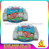 Customized Popular High Quality Wholesale Promotion Company Logo Fridge Magnet