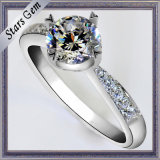 Classical Sweet Forever Lover Fashion Silver Ring Jewelry