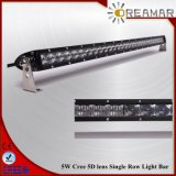 5W CREE Sigle Row LED Light Bar 5D Lens, Spot/Flood/Combo Avaliable