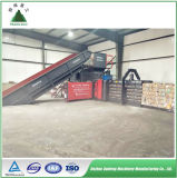 Energy-Saving Type Automatic Baling Machine/Hydraulic Baler/Horizontal Baler Machine/Recycling Baler for Occ, Waste Paper, Plastic, Cans, Straw, Cardboard