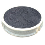 4 Years Warranty with ISO9001: 2008 Customized From Resin Foundry Manhole Cover and Frame