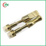 Cbd Gold Ceramic Cartridge Wickless Glass Hemp Oil Vaporizer