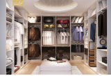 Modern Design Bedroom Furniture Wooden Wardrobe (V6-WS003)