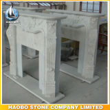 Fireplace Surround White Marble for Sale