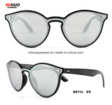 New Trendy Round Ray B Tr90 Sunglasses for Woman, FDA, Ce