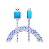 Colorful 2A USB Data Charging Cable for iPhone Andriod