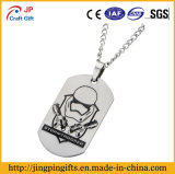 High Quality Custom Metal Name Dog Tag of Gunshot Stormtrooper