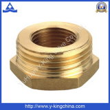 High Quality Brass Connector Hose Pipe Fitting (YD-6003)