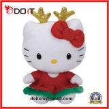 Holiday Gift Christmas Gift Reindeer Ears Hello Kitty Stuffed Toys
