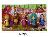 Cheap Promotional Gift Soft Plastic Toy Doll (9279847)