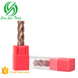 Factory Wholesale Solid Carbide End Mill, Carbide Milling Cutter