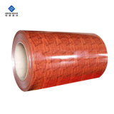 4X8FT 3003 H14 Wood Grain Coated Aluminum Sheet