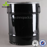 Anti-Antioxidant Wholesale Metal Paint Tin Bucket with Lid