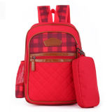 Nylon Polyester Backpack School Bag for School Students