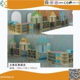 China Wholesale Kindergarten Toy Storage Shelf Children Wooden Preschool Furniture