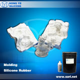 Silicone Molding Material for Sculpture