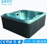 New Luxury Style Outdoor Yard Whirlpool Massage SPA (M-3366)