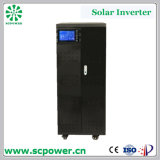 Hot Sell LCD 60kVA Household Single Phase Hybrid Grid Tie Solar Inverter