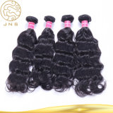 China Cheap Wholesale Unprocessed Natural Indian Virgin Black Human Overseas Hair Weft