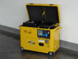 Open Top Silent Type Portable Diesel Generator with Easy Maintenance