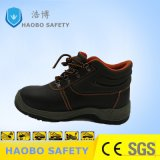 PU/PU Outsole Work Shoes Safety Footwear Steel Toe Safety Shoes