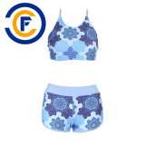 New Style Fashion Sexy Patterned Bikini Lady Swimwear