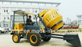 Transit mixer SD680M- Self Loading Mobile Mixer
