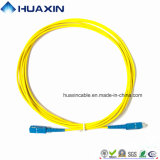 FC Sc/Upc/APC Single-Mode Fiber Optic Patch Cord